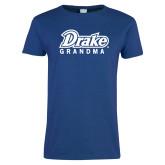 Ladies Royal T Shirt-Drake Grandma