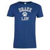 Ladies Royal T Shirt-Drake Law
