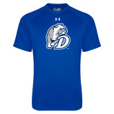 Under Armour Royal Tech Tee-D Dog