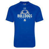 Under Armour Royal Tech Tee-Bulldogs Soccer