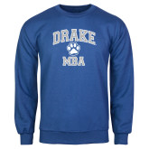 Royal Fleece Crew-Drake MBA