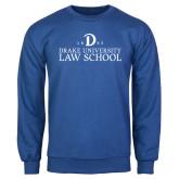 Royal Fleece Crew-1865 Drake Law School