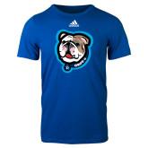 Adidas Royal Logo T Shirt-Griff II