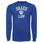 Royal Long Sleeve T Shirt-Drake Law