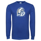 Royal Long Sleeve T Shirt-D Dog