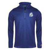 Russell Royal Heather 1/4 Zip-D Dog