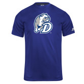 Russell Core Performance Royal Tee-D Dog