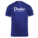 Russell Core Performance Royal Tee-Drake University