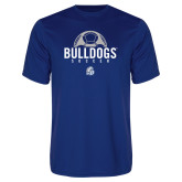 Performance Royal Tee-Bulldogs Soccer