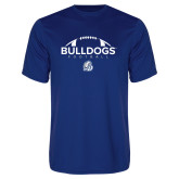 Performance Royal Tee-Bulldogs Football