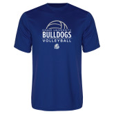 Performance Royal Tee-Bulldogs Volleyball