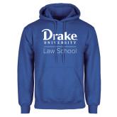 Royal Fleece Hoodie-Law School