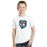 Youth White T Shirt-Griff II