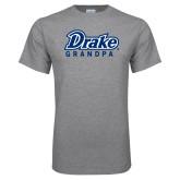 Grey T Shirt-Drake Grandpa
