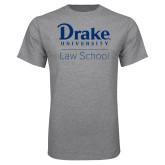 Grey T Shirt-Law School