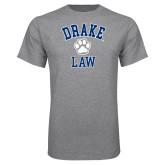 Grey T Shirt-Drake Law
