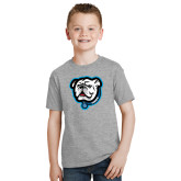 Youth Grey T Shirt-Griff