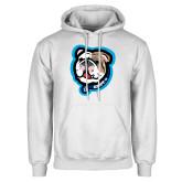 White Fleece Hoodie-Griff II