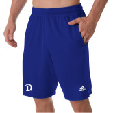 Adidas Royal Clima Tech Pocket Short-Drake D Logo