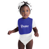 Royal Baby Bib-Drake University