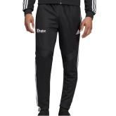 Adidas Black Tiro 19 Training Pant-Drake University