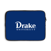 13 inch Neoprene Laptop Sleeve-Drake University