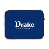 13 inch Neoprene Laptop Sleeve-Drake University