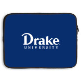 15 inch Neoprene Laptop Sleeve-Drake University