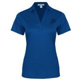 Ladies Royal Performance Fine Jacquard Polo-D Logo
