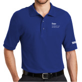 Royal Easycare Pique Polo-Robert and Billy Center, place DRA196b on the sleeve