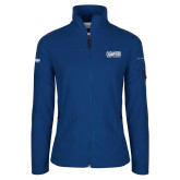 Columbia Ladies Full Zip Royal Fleece Jacket-2018 Womens Basketball Tournament Champions