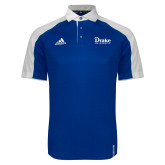 Adidas Modern Royal Varsity Polo-Drake University