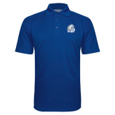 Royal Textured Saddle Shoulder Polo-D Dog