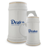 Full Color Decorative Ceramic Mug 22oz-Drake University