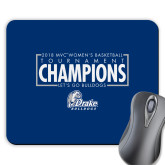 Full Color Mousepad-2018 Womens Basketball Tournament Champions
