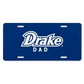 License Plate-Drake Dad
