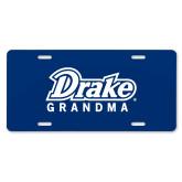 License Plate-Drake Grandma