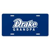 License Plate-Drake Grandpa