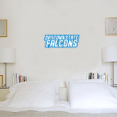 1 ft x 2 ft Fan WallSkinz-Daytona State Falcons Stacked