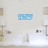 1 ft x 2 ft Fan WallSkinz-Daytona State Falcons Stacked
