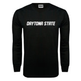 Black Long Sleeve TShirt-Daytona State