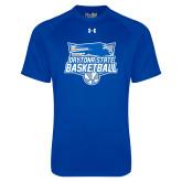 Under Armour Royal Tech Tee-Basketball
