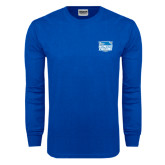 Royal Long Sleeve T Shirt-Official Logo