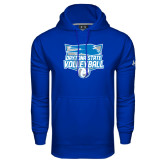 Under Armour Royal Performance Sweats Team Hood-Volleyball