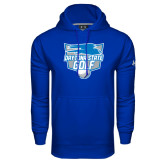 Under Armour Royal Performance Sweats Team Hoodie-Golf