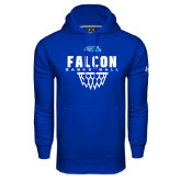 Under Armour Royal Performance Sweats Team Hoodie-Basketball Net