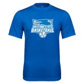 Syntrel Performance Royal Tee-Basketball