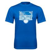 Syntrel Performance Royal Tee-Softball