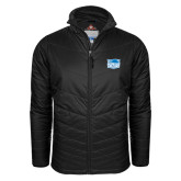 Columbia Mighty LITE Black Jacket-Official Logo