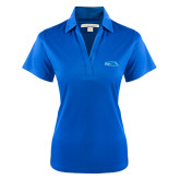 Ladies Royal Performance Fine Jacquard Polo-Falcon